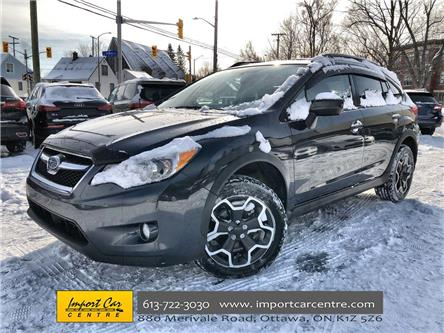 2015 Subaru XV Crosstrek Sport Package (Stk: 269099) in Ottawa - Image 1 of 24