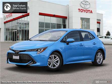 2020 Toyota Corolla Hatchback Base (Stk: 90053) in Ottawa - Image 1 of 24