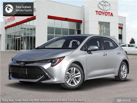 2020 Toyota Corolla Hatchback Base (Stk: 89974) in Ottawa - Image 1 of 24