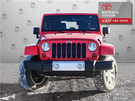 2013 Jeep Wrangler Sahara (Stk: 194296) in Edmonton - Image 2 of 20