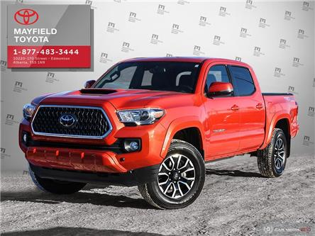 2018 Toyota Tacoma TRD Sport (Stk: M000497A) in Edmonton - Image 1 of 20