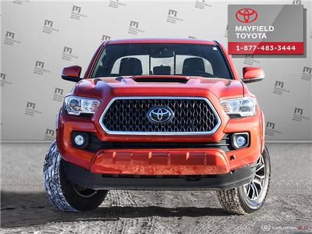 2018 Toyota Tacoma TRD Sport (Stk: M000497A) in Edmonton - Image 2 of 20