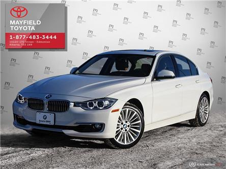 2013 BMW 328i xDrive (Stk: 1961154A) in Edmonton - Image 1 of 11