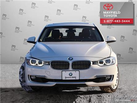 2013 BMW 328i xDrive (Stk: 1961154A) in Edmonton - Image 2 of 11