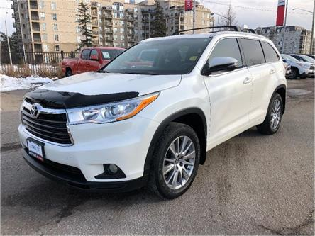 2016 Toyota Highlander  (Stk: U3068) in Vaughan - Image 1 of 23