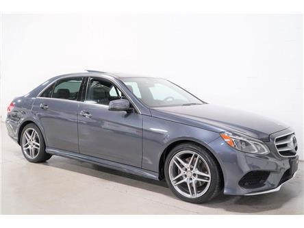 2016 Mercedes-Benz E-Class Base (Stk: 312786) in Vaughan - Image 1 of 30