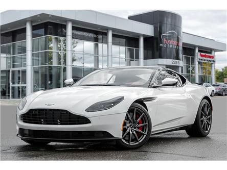 2018 Aston Martin DB11 V8 Coupe|NAVIGATION|REAR CAM|BANG&OLUFSEN|503HP! (Stk: 19HMS1435) in Mississauga - Image 1 of 21