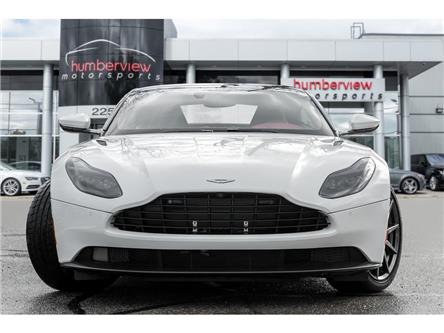 2018 Aston Martin DB11 V8 Coupe|NAVIGATION|REAR CAM|BANG&OLUFSEN|503HP! (Stk: 19HMS1435) in Mississauga - Image 2 of 21