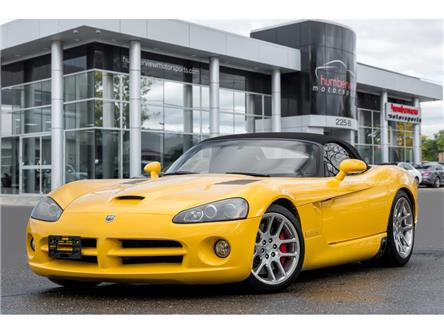 2005 Dodge Viper SRT10 (Stk: 19HMS1125A) in Mississauga - Image 1 of 17