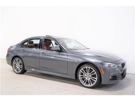 2016 BMW 328i xDrive (Stk: T26754) in Vaughan - Image 1 of 30