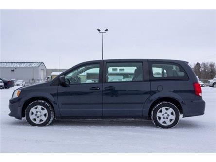 2013 Dodge Grand Caravan SE/SXT (Stk: V1075) in Prince Albert - Image 2 of 11