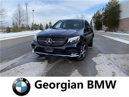 2018 Mercedes-Benz AMG GLC 43 Base (Stk: B20092-1) in Barrie - Image 1 of 14