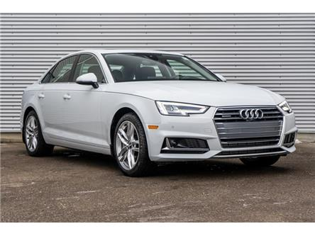2019 Audi A4 45 Technik (Stk: N5058) in Calgary - Image 1 of 14