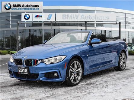 2015 BMW 435i xDrive (Stk: P9159A) in Thornhill - Image 1 of 21