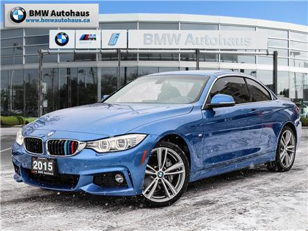 2015 BMW 435i xDrive (Stk: P9159A) in Thornhill - Image 2 of 21
