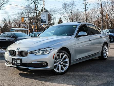 2016 BMW 328d xDrive (Stk: P9259) in Thornhill - Image 1 of 28
