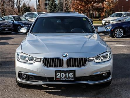 2016 BMW 328d xDrive (Stk: P9259) in Thornhill - Image 2 of 28