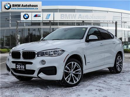 2019 BMW X6 xDrive35i (Stk: P9261) in Thornhill - Image 1 of 30