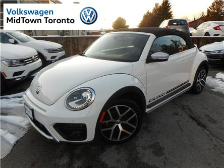 2019 Volkswagen Beetle 2.0 TSI Dune (Stk: P7388) in Toronto - Image 1 of 7