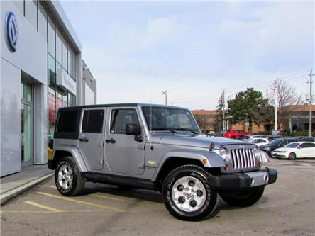 2013 Jeep Wrangler Unlimited Sahara (Stk: 96434AA) in Toronto - Image 1 of 21