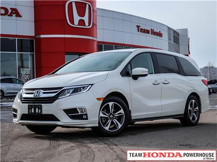 2019 Honda Odyssey EX-L (Stk: 3491) in Milton - Image 1 of 30
