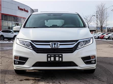 2019 Honda Odyssey EX-L (Stk: 3491) in Milton - Image 2 of 30
