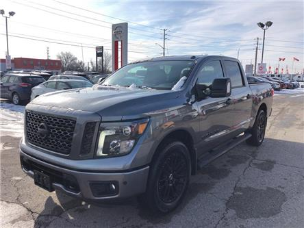 2018 Nissan Titan SV Midnight Edition (Stk: V0829A) in Cambridge - Image 2 of 28