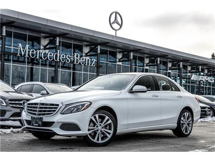 2015 Mercedes-Benz C-Class Base (Stk: K3989) in Kitchener - Image 1 of 21