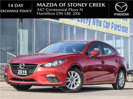 2016 Mazda Mazda3 Sport GS (Stk: SU1377) in Hamilton - Image 1 of 23