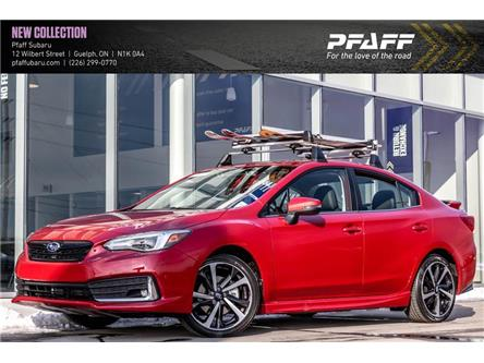2020 Subaru Impreza Sport-tech (Stk: S00450) in Guelph - Image 1 of 22