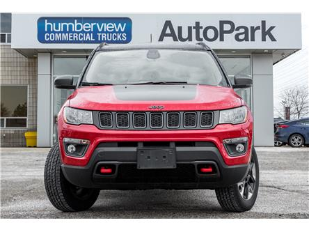 2018 Jeep Compass Trailhawk (Stk: APR7088) in Mississauga - Image 2 of 19