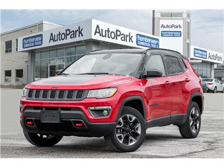2018 Jeep Compass Trailhawk (Stk: APR7088) in Mississauga - Image 1 of 19