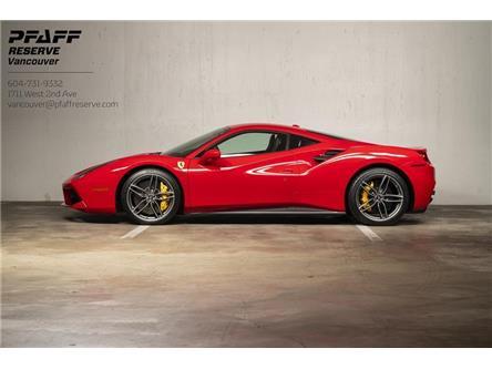 2016 Ferrari 488 GTB Base (Stk: PLV11530) in Vancouver - Image 1 of 22