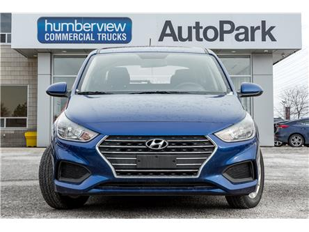 2019 Hyundai Accent Preferred (Stk: APR6504) in Mississauga - Image 2 of 18