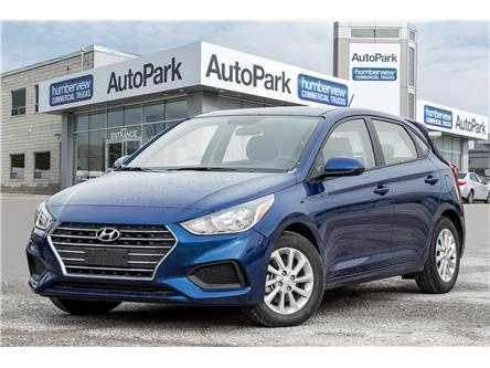 2019 Hyundai Accent Preferred (Stk: APR6504) in Mississauga - Image 1 of 18