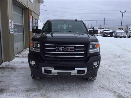 2015 GMC Sierra 2500HD SLT (Stk: U-4021) in Kapuskasing - Image 2 of 8