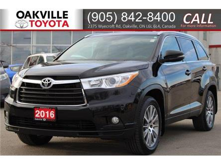2016 Toyota Highlander XLE (Stk: LP5056) in Oakville - Image 1 of 21