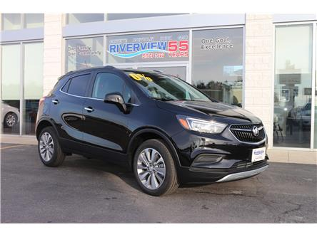 2020 Buick Encore Preferred (Stk: 20097) in WALLACEBURG - Image 1 of 5