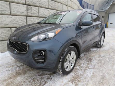 2018 Kia Sportage  (Stk: D00267A) in Fredericton - Image 1 of 21