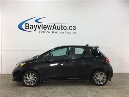 2015 Toyota Yaris SE (Stk: 36169W) in Belleville - Image 1 of 22