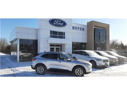 2020 Ford Escape Titanium Hybrid (Stk: ES2018) in Bobcaygeon - Image 1 of 28
