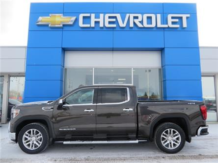 2020 GMC Sierra 1500 SLT (Stk: 20053) in STETTLER - Image 1 of 19