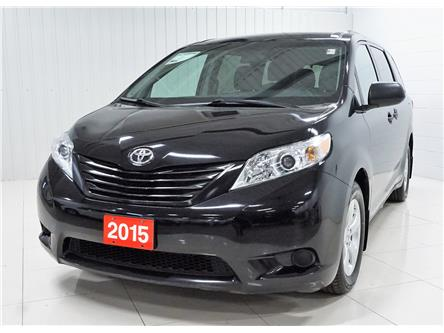 2015 Toyota Sienna 7 Passenger (Stk: P5665) in Sault Ste. Marie - Image 1 of 22