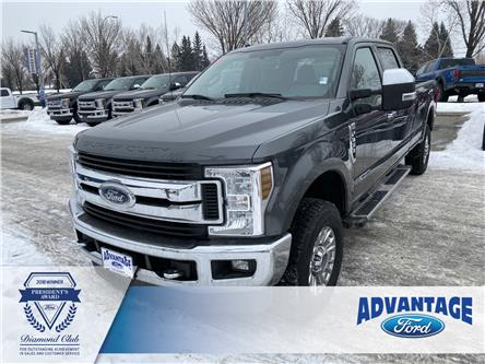2019 Ford F-350 XLT (Stk: K-336) in Calgary - Image 1 of 5
