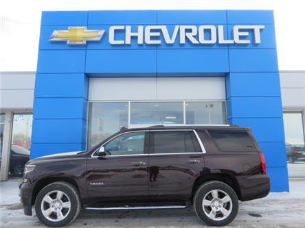 2020 Chevrolet Tahoe Premier (Stk: 20037) in STETTLER - Image 1 of 22