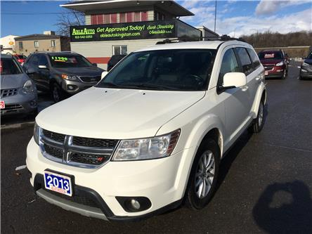 2013 Dodge Journey SXT/Crew (Stk: 2624) in Kingston - Image 1 of 14