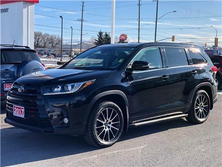 2017 Toyota Highlander XLE (Stk: W4959A) in Cobourg - Image 1 of 24