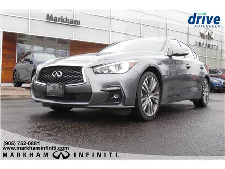 2019 Infiniti Q50 3.0t Signature Edition (Stk: P3363) in Markham - Image 1 of 20