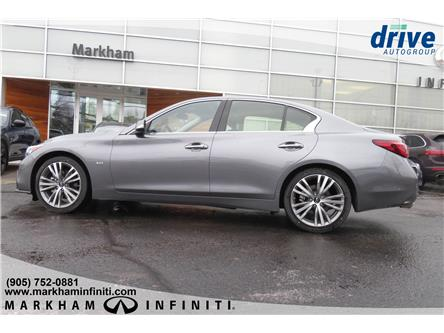 2019 Infiniti Q50 3.0t Signature Edition (Stk: P3363) in Markham - Image 2 of 20