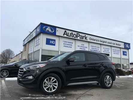 2018 Hyundai Tucson SE 2.0L (Stk: 18-23197) in Brampton - Image 1 of 27